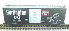 USA TRAINS BURLINGTON ROUTE  BOX CAR