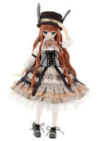 AZONE Alvastaria Journalist Early Summer Ravi 1/6 Doll Figure NEW From Japan