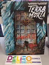 DC BLACK LABEL - WONDER WOMAN -  TERRA MORTA VOL.3 Ed. PANINI COMICS SCONTO 5%