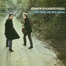 SIMON & GARFUNKEL - Sounds Of Silence + 4 Bonus Tr. - CD - NEU/OVP