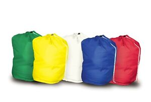 Extra Large Heavy Duty Laundry Bag Sack with Drawstring Commercial Style