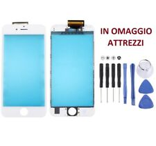 VETRO Originale touchscreen touch screen + frame iPhone 6s BIANCO + attrezzi
