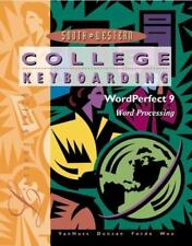 College Keyboarding Corel WordPerfect 6.1/7 Word Processing: Lessons 61-120, Van