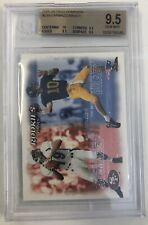 2000 skybox dominion tom brady BGS 9.5