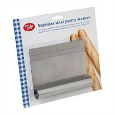Tala Stainless Steel Pastry Scraper