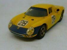 MODEL BEST  ITALY -  FERRARI 250 LM  LE MANS 1966  - GOSSELIN - DE KEIN