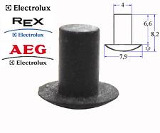 REX-ELECTROLUX AEG SERIE 4 GOMMINI GRIGLIE PIANI COTTURA PARACOLPI ANTIGRAFFIO