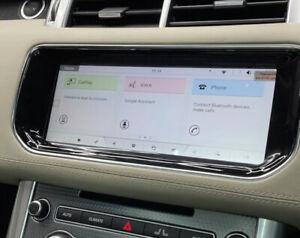 "10.25"" Range Rover Sport L494 2013+ Android 10 Multimedia Screen Upgrade Carplay"