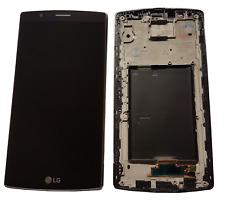LG G4 H815 Display Einheit schwarz LCD Touchscreen Glas Digitizer Rahmen