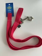 """Brand New and Unused!  PetSafe Dog Leash 3/4"""" x 4' in RED"""