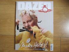 Dazed And Confused Magazine Summer 2018 Vivienne Westwood New.