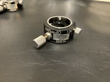 MICROSCOPE OLYMPUS DIC PRISMS FOR OBJECTIVE MPLAN 40 1.1X