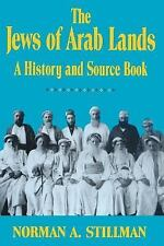 Jews of Arab Lands: A History and Source Book-ExLibrary