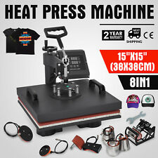 8IN1 Combo T-Shirt Heat Press Transfer 15