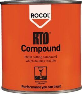 Gewindeschneidpaste RTD Compound 500g Dose ROCOL