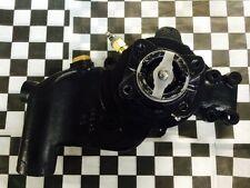 ORIGINAL JAGUAR XK120 REBUILT/EXCH. WATER PUMP C4938 SQUARE HUB 2-YEAR WARRANTY.