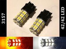 3157 3457 3047 3357 42/42 White Amber Switchback Led Turn Signal SRCK / CK Type