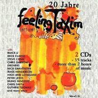 Feeling Taxim-20 Jahre (1977-1997) Bugs Henderson, Rhett Tyler & Early .. [2 CD]