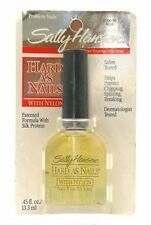 Lot of 6 Sally Hansen Hard As Nails - Nude 3700-95