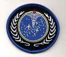 "Star Trek UFP Medical Logo  3.75"" Patch- FREE S&H (STPAL-U367)"