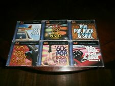 '60s Pop, Rock & Soul Complete Set (7 Cds with 125 Tr) My Music Original Masters