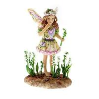 LTD ED LILY OF THE VALLEY FAIRY CHRISTINE HAWORTH FAERIE POPPETS BNIB