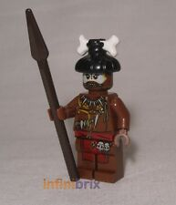 Lego Cannibal 2 de Set 4182 Cannibal Escape Piratas del Caribe poc009