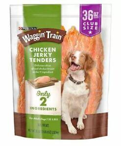 Purina Waggin Train Chicken Jerky Dog Treats (36 oz.)