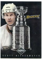 11/12 PANINI LIMITED STANLEY CUP WINNER SCOTT NIEDERMAYER 004/199 DUCKS *47183