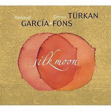 Silk Moon  Renaud Garcia-Fons Derya Turkan  Turkish CD