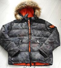 Tigha  Herren Winter Jacke Kleist spray camouflage Size XL