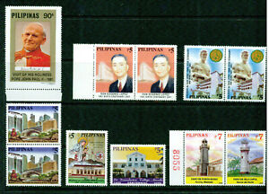 PHILIPPINES  -1981-2006 – SMALL COLLECTION -  -VF**