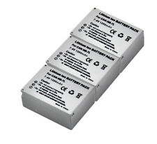 New 3x NB-7L NB7L Rechargeable Battery For PowerShot G11 PowerShot G12 Cameras