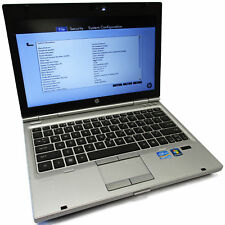 "HP EliteBook 2560p 12.5"" 2.7GHz Intel Core i7-2620M 4GB No HDD/OS/Batt/Adapter"