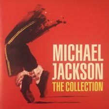 Michael Jackson The Collection  4CD Albums Box Set  PLEASE READ DESCRIPTION