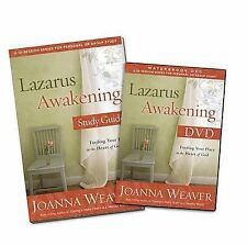 NEW Lazarus Awakening DVD Study Pack: Finding Your Place in the Heart of God