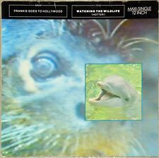 Maxi 45t Frankie Goes to Hollywood - Watching the wildlife