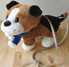 CLINIQUE Winter Scarf Puppy Dog Handbag Purse Shoulder Bag Golden Bear Ltd.
