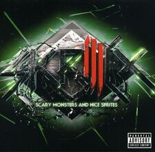 Skrillex - Scary Monsters & Nice Sprites [New CD] Extended Play