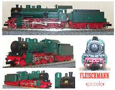 FLEISCHMANN 6586 RETRO LOCOMOTIVE DANS VAPEUR édition limitée Sr.BR38 4-6-0