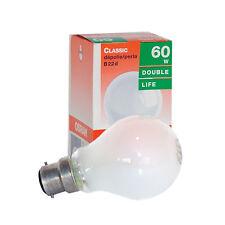 OSRAM Ampoule B22D 60W mat B22 LAMPES à incandescence 60 Watts Ampoule