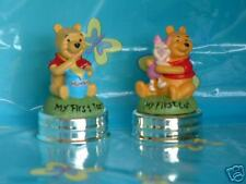WINNIE THE POOH SILVER PLATED 1st  CURL & TOOTH
