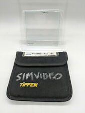 Tiffen 4x4' Pro-Mist 1/2 Glass Filter Promist MFR # 44PM12