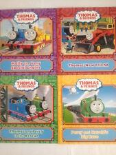 THOMAS & FRIENDS ___ FOUR BOOK THOMAS THE TANK SET ___ BRAND NEW __ FREEPOST UK