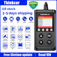 ThinkOBD OBD2 Scanner OBD Code Reader Car Check Engine Fault Diagnostic Tool