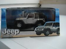 JEEP - JEEP ISLANDER - GREENLIGHT - 1/43 - 2010 JEEP WRANGLER ISLANDER EDITION