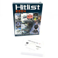 Hitlist 2004, Championship Manager 4, SPLINTER CELL, Colin McRae Rally 3