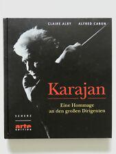Karajan Claire Alby Alfred Caron Eine Hommage inkl CD
