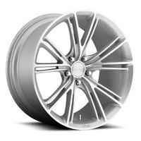 19 Niche Ritz Silver Wheels Stagger Rims Lexani Tires Fit  Mercedes E C class