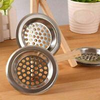 Stainless Steel Mesh Sink Strainer Kitchen Bath Drain Tools New
